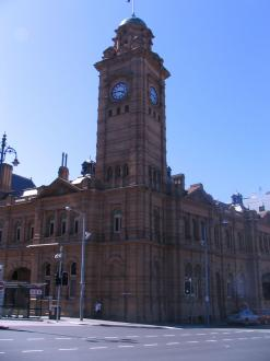 Architecture in Hobart