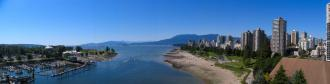 Panorama of Vancouver