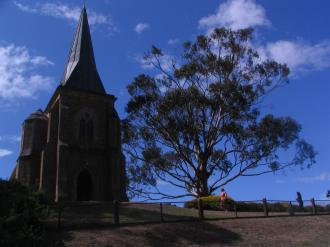 One of the oldest churches in Tasmania