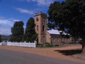 Another church in Tasmania