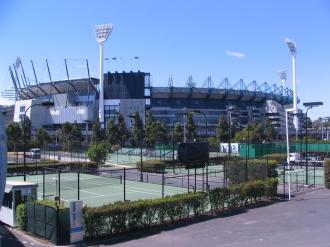 The Melbourne Cricket Ground (MCG)