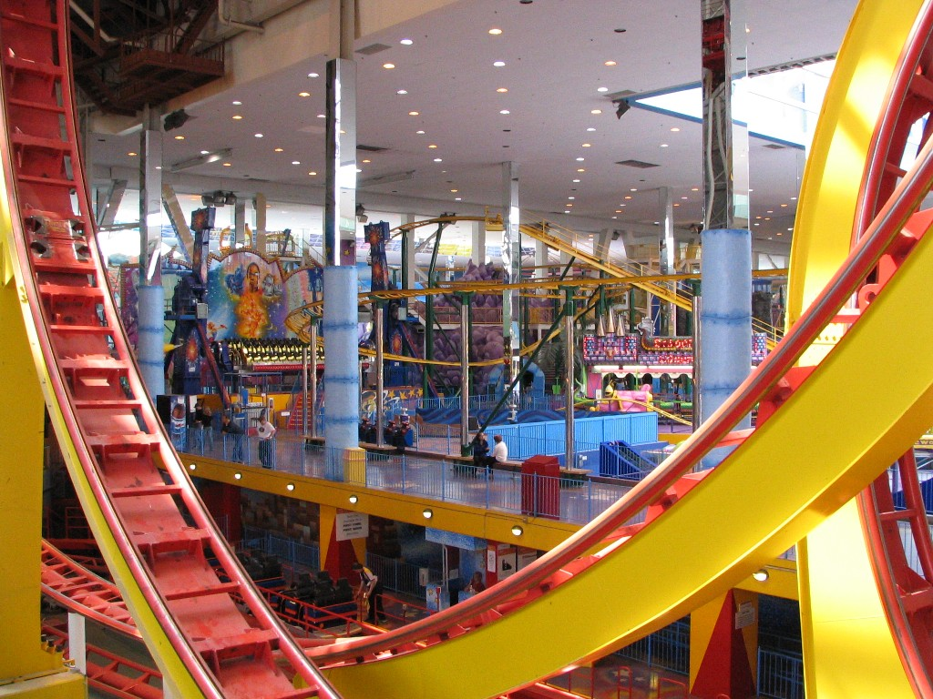 Les plus grands centre commerciaux (Mall ; Market ; Magasin) Westedrollercoaster