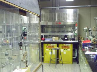 Ryan Hellyer: New lab at University of Calgary
