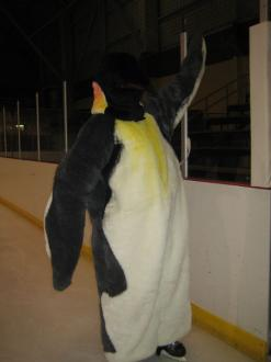 Me in a penguin suit