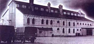 Addington Prison. Photo from jailhouse.co.nz