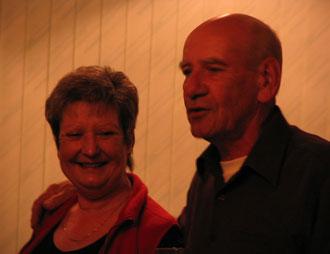Joan Hellyer and Ken Hellyer