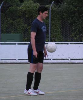 Ball levitation