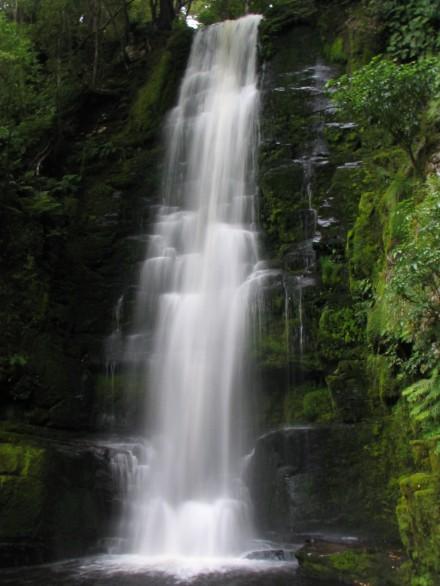 Taken from directly below McLean falls