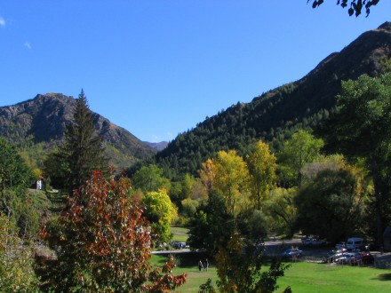 View from Arrowtown