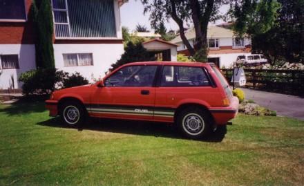 PeeWee Honda Civic