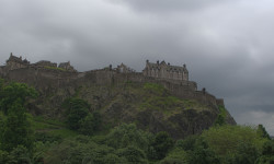 Edinburgh Castle (HDR shot)