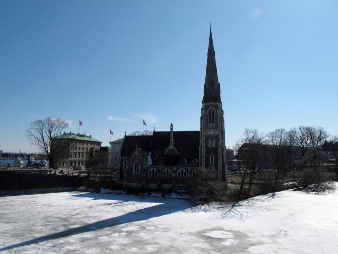 København church