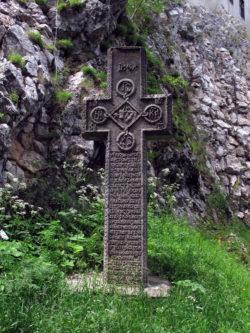Grave at Bran castle