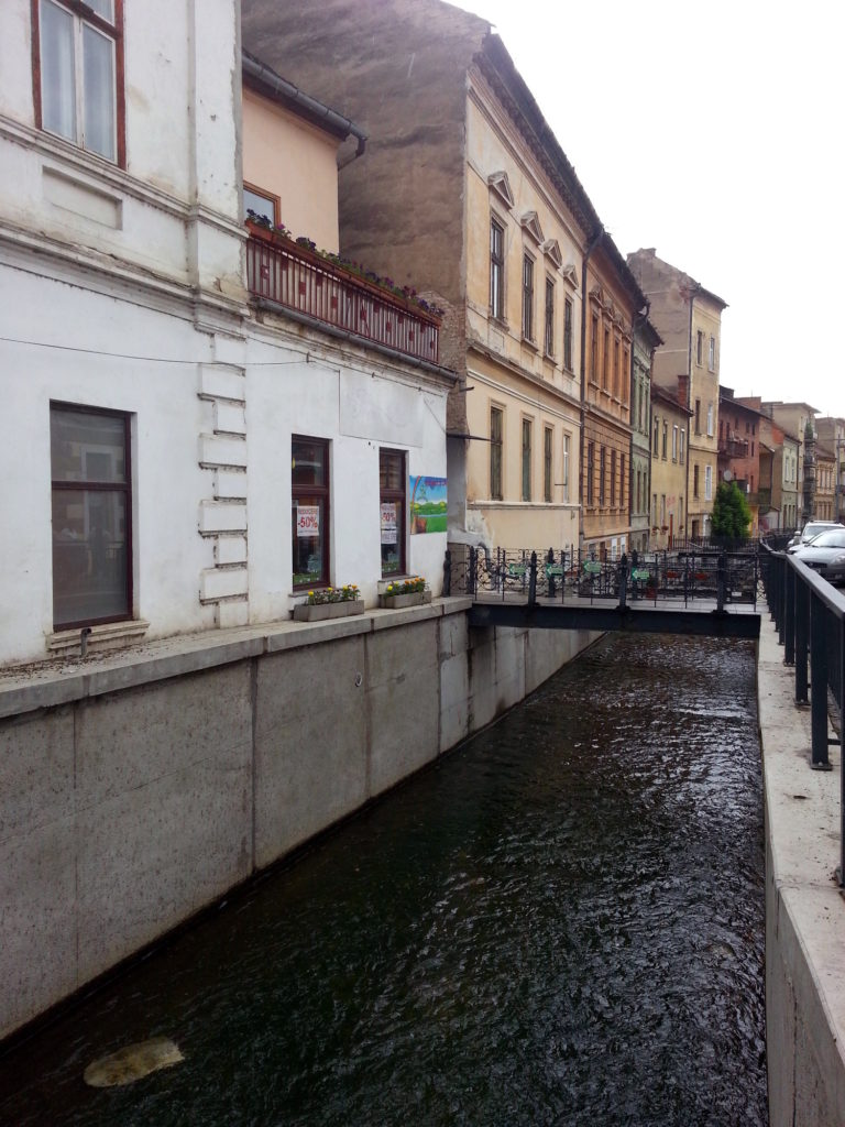 Cluj river