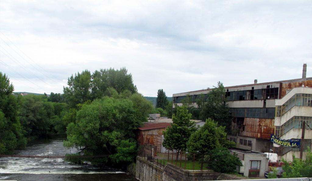 Building in Transylvania