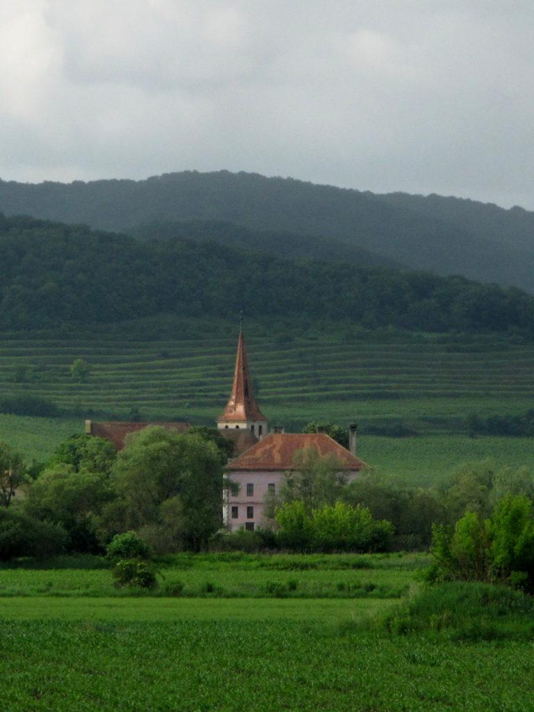 Rural Transylvanian church