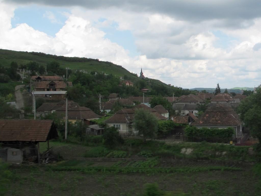 Translyvanian countryside