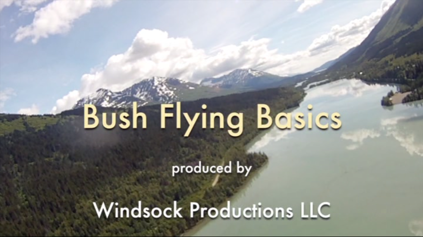 Bush Flying Basics