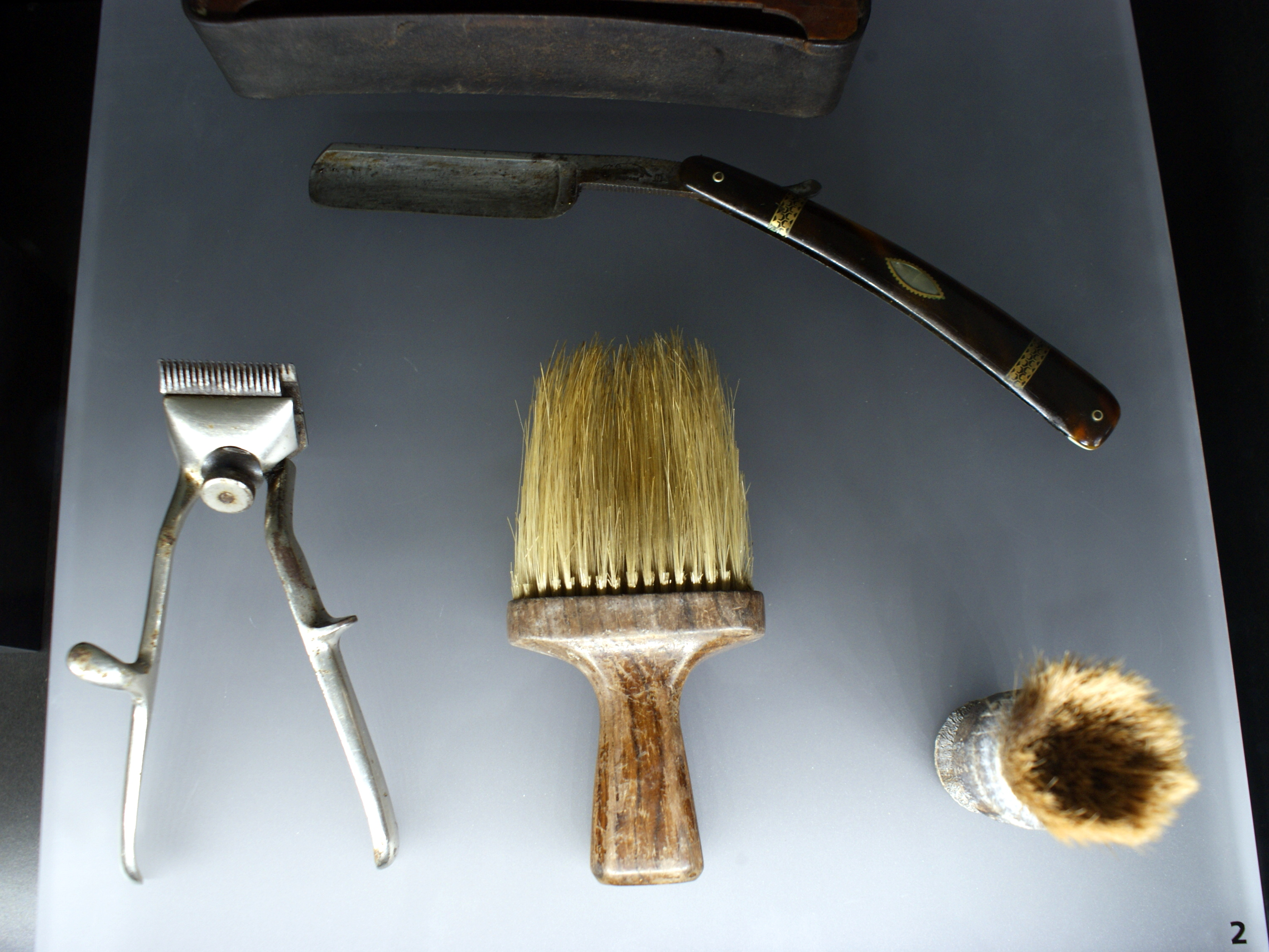Barber tools ryan hellyer - Barber Tools