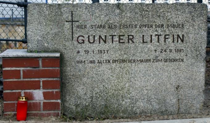 Gunter Litfin memorial