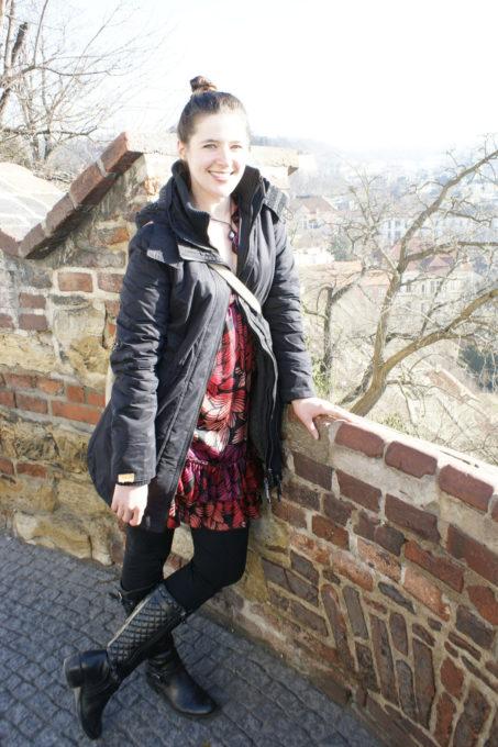 Casey in Prague