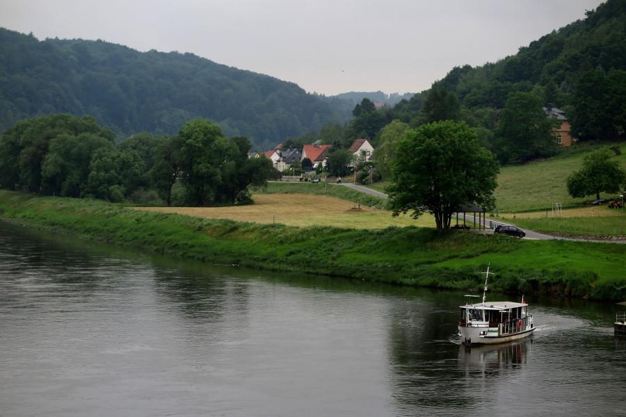 Near Sächsische Schweiz