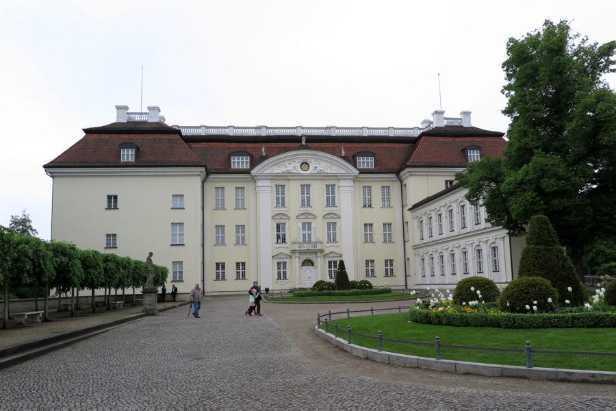 Wendenschloß, an old palace.