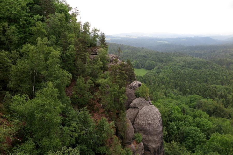 Hiking in Sachsen
