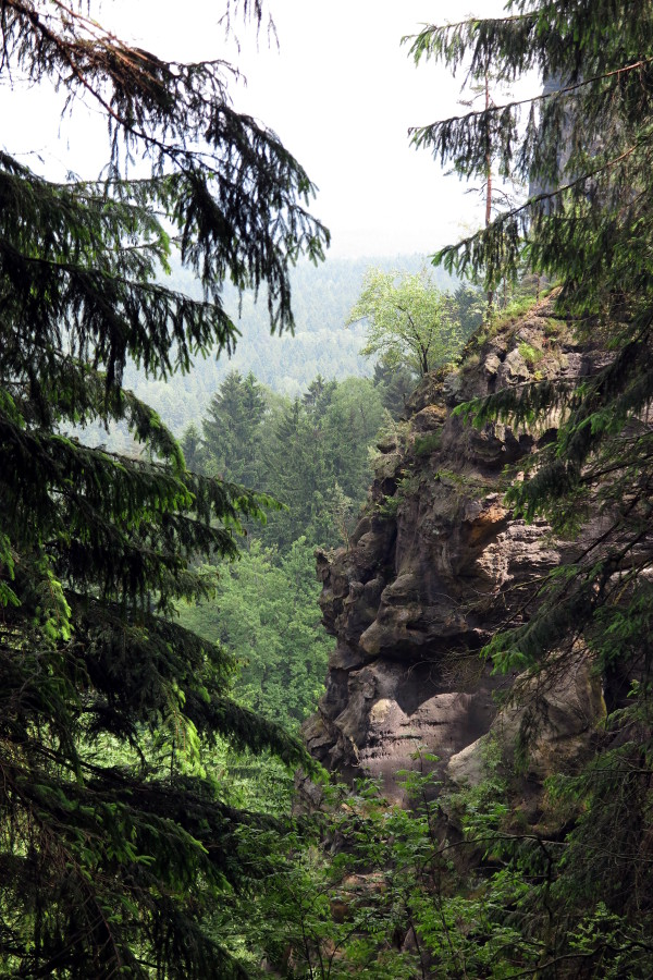 Hiking in Sachsen