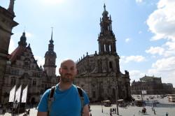 Ryan Hellyer in Dresden